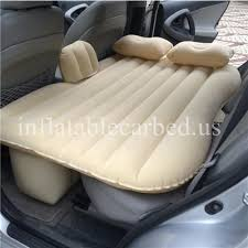 car inflatable mattress travel air bed