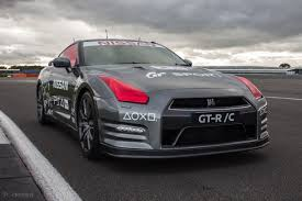 nissan sport car nissan created a ps4 controlled gt r and we u0027ve driven it pocket