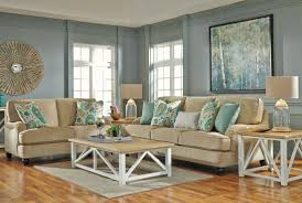 Ashley Leather Living Room Furniture Lochian Bisque Living Room Set From Ashley 5810038 Coleman