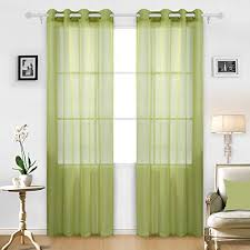 Green And Beige Curtains Green Curtains For Living Room