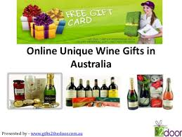 unique wine gifts gifts 2 the door offers online unique wine gifts in australia
