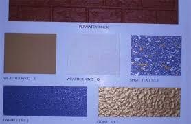 cement paint shade card at rs 6 piece near nagia park circle