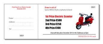 raffle ticket printing paper raffle u0026 benefit night tickets baldoyle print ltd north dublin