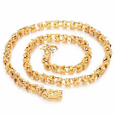 diy necklace wholesale images Diy length adjustable gold color hip hop cool chinese dragon chain jpg