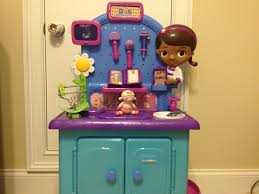 doc mcstuffins get better doc mcstuffins get better checkup center playset unboxing and review