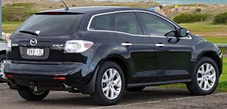 2009 mazda cx 7 information and photos zombiedrive