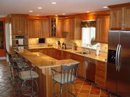 mission style kitchen cabinets mission style kitchen done in