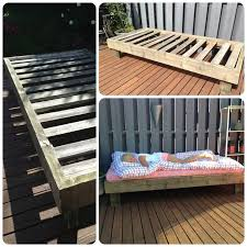 endearing wooden daybed plans and diy daybed 5 ways to make your