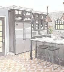 space between top of refrigerator and cabinet built in refrigerator refrigerator spaces and kitchens