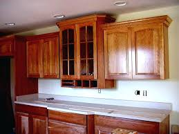 kitchen cabinets molding ideas concrete countertops kitchen cabinet crown molding lighting care