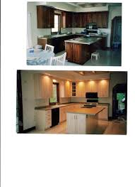 kitchen cabinet refinishing painting staining greater pittsburgh