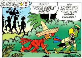 donald duck wooster group ney imperialism