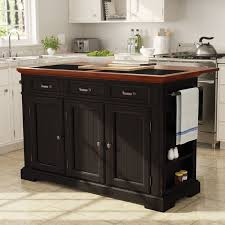 large kitchen island august grove cintron large kitchen island with granite top reviews
