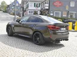 bmw x6 horsepower bulks up the bmw x6 m into a 690 hp beast