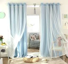light blue curtains bedroom sky blue curtains teawing co