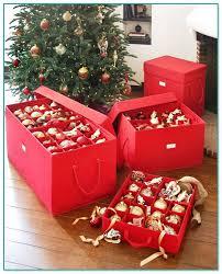 christmas ornament storage box rubbermaid ornament storage box