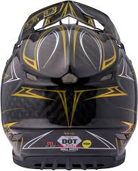 motocross helmet design 2017 troy lee designs se4 carbon pinstripe helmet motocross