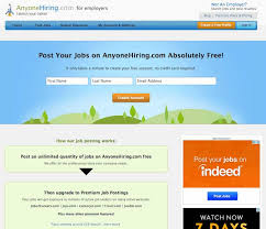 Post Resume For Jobs by 30 Free Job Posting Sites To Hire On A Budget