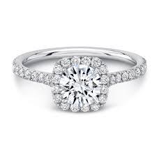 preset engagement rings preset 0 70 carat g si1 center square halo