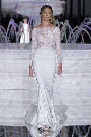 wedding dress sle sale nyc 55 sleeve wedding dresses for a fall wedding brides
