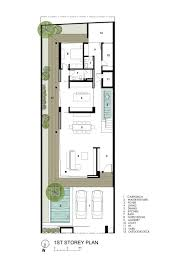 Narrow Modern House Plans 10 Best Floor Plans Images On Pinterest Architecture Floor