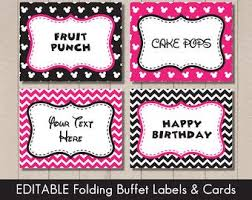 33 best food labels for the table images on pinterest food tags
