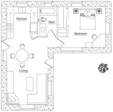 l shaped floor plans l shape earthbag house plans