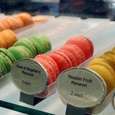 macaron display trays client hawksworth bel cafe custom u2026 flickr