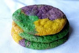 mardi gras cookies mardi gras sugar cookies