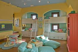 play with your creativity to decorate kids playroom image of