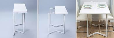 Folding Dining Table For Small Space Collection In Small Folding Dining Table Small Dining Tables For 2