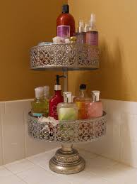 Bathroom Countertop Organizer by Bathroom Shower Organizer Bathroom Caddy Shower Caddy White