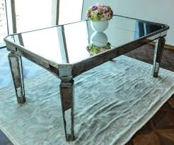 Mirrored Dining Room Table 6 Person Mirrored Dining Table Antique Mirror Buy Mirrored