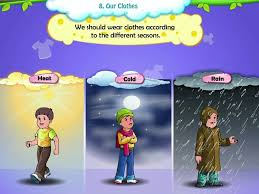 learn grade 1 evs our clothes learn youtube