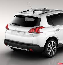 peugeot ksa first photos of the all new peugeot 2008 crossover biser3a