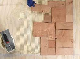 a guide to end grain flooring diy earth