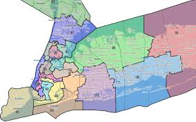 Florida Congressional Districts Map by Moe Lane Redistricting