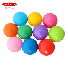 100pcs 50pcs colorful kids plastic ball pit balls kids ball