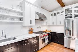 white cabinets brown lower cabinets in kitchen how can white kitchen cabinets add elegance to your kitchen