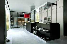 black kitchen island interior design ideas