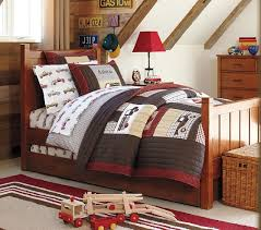 camp bedroom collection in sun valley honey pottery barn kids