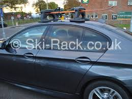 lexus ct200h roof rack bmw ski rack no roof bars fits in seconds