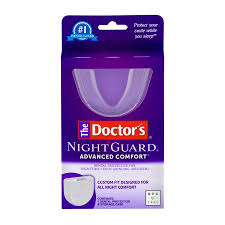 Comfort Dental The Doctor U0027s Night Guard Advanced Comfort Dental Protector 1 0 Ct