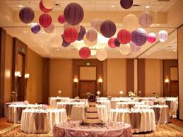 wedding ceiling decorations paper ls paper lanterns wedding ceiling decorations