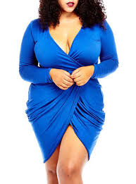 plus size bodycon dress long sleeved