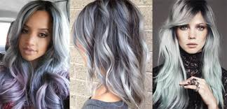 gray hair color trend 2015 5 new hair color trends to try in 2015