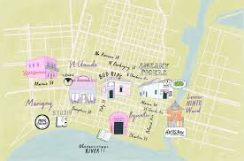 New Orleans Hotels Map by New Orleans U0027 Bywater What To Do When You U0027re There Billboard