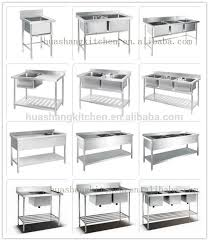 Stainless Steel Kitchen Bench Stainless Steel Benchtops Clic Kitchen Stainless Steel Pleasing Kitchen Sink Stands Home Design