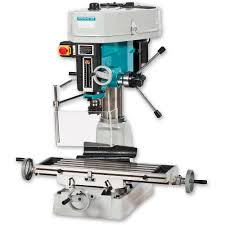 axminster engineer series zx30m mill drill milling machines