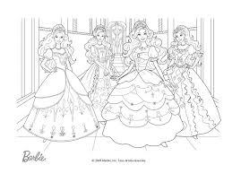 Coloriage Barbie  Les beaux dessins de Dessin Animé à imprimer et